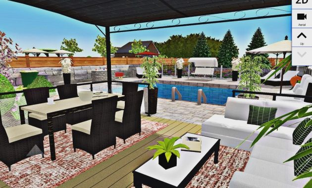 Backyard Oasis (Partly Stay Tuned for the next house design. ...
