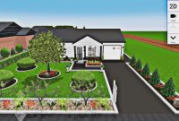 New house design!  Country style bungalow on a huge 65 x 178 foot lot.  Provided with...