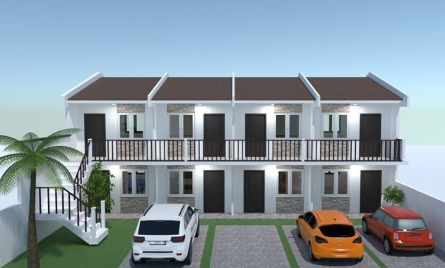 New video on my YouTube channel Two-Storey Apartment building 27 m² each ...