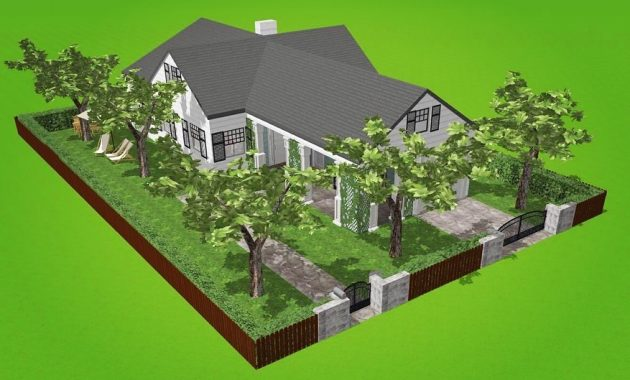 Old country house modernized.  Villa with spacious living room, living room...