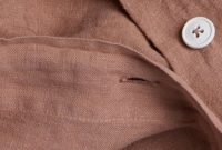CLAY is the color!  |  Linen sheets |  .  .  .  ...