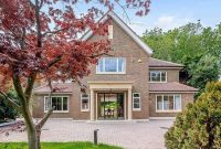 Stunning family home with high-end interior, smart video entry system, underfloor...